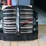 Hanomag PKW Frontgrill